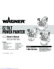 wagner heavy duty power painter manual