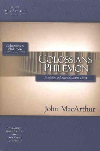 colossians study guide john piper