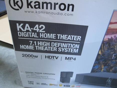 kamron audio ka 42 manual