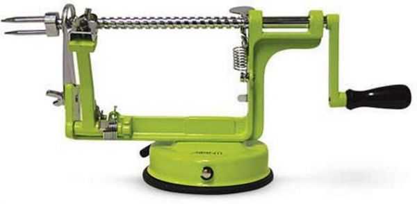 apple peeler corer slicer assembly instructions