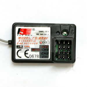 flysky fs gr3e receiver manual