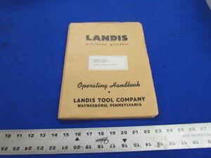 landis 5 in 1 manual