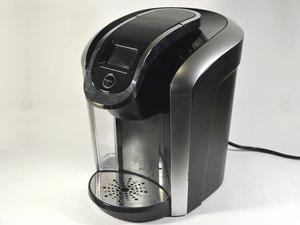 keurig coffee maker parts manual