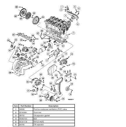 2006 mazda 6 parts manual