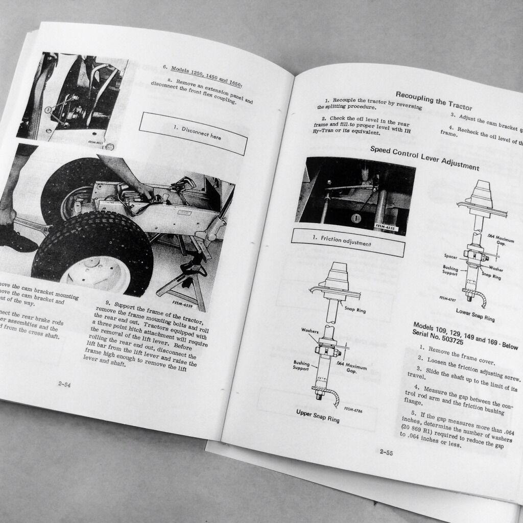 cub cadet lt1018 owners manual