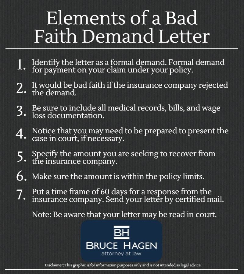 how to write a letter to insurance company for claim