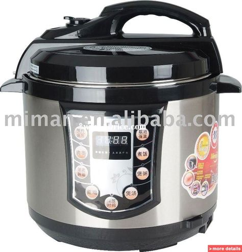 baccarat id3 pressure cooker instructions