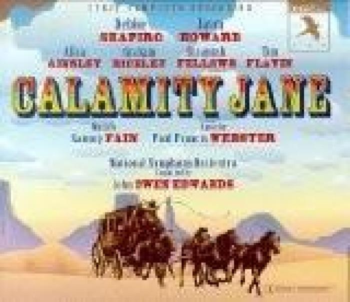 calamity jane musical script pdf