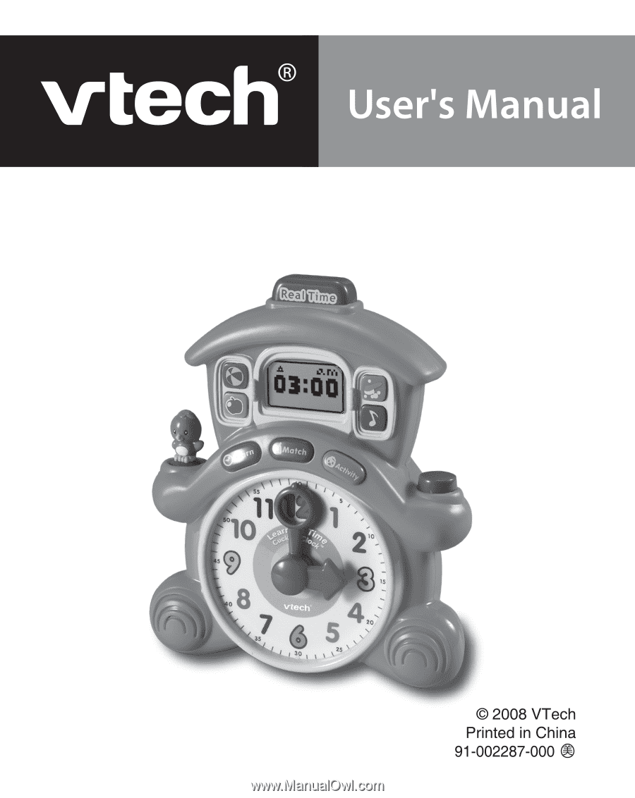 cuckoo clock instructions manual