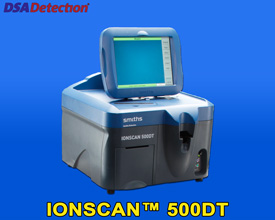 smiths detection ionscan 500dt manual