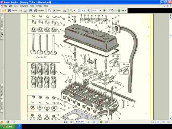 massey ferguson 165 manual pdf free