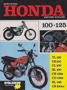 honda scv 100 workshop manual