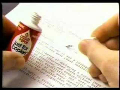 how to put liquid k2 on paper