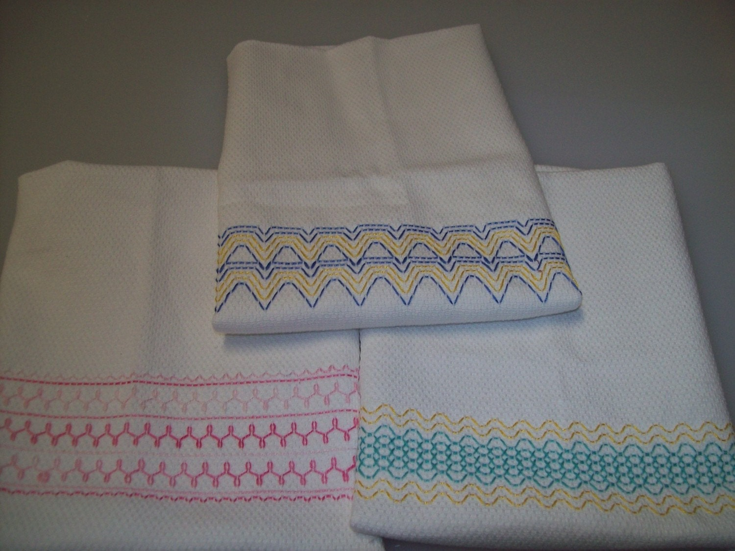 instructions for swedish weaving