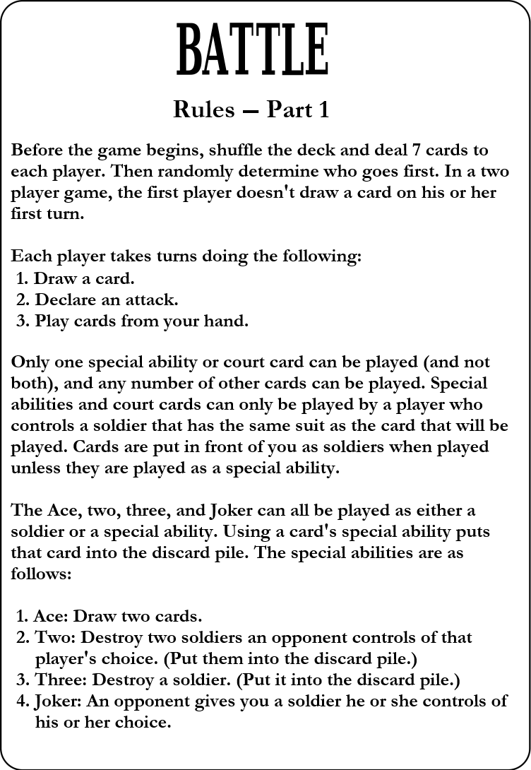 jigquiz card game instructions