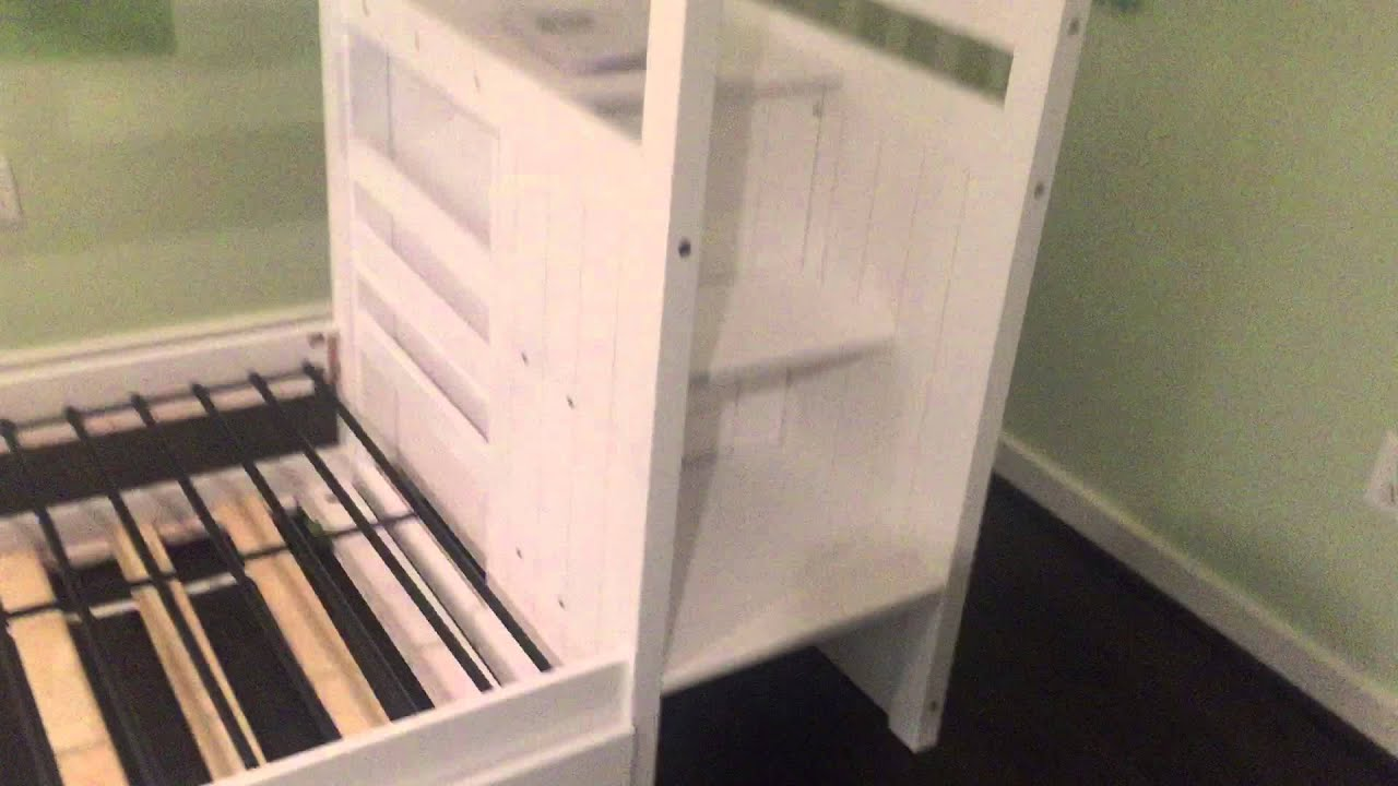 whalen furniture bunk bed assembly instructions